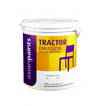 : Tractor Emulsion Paint - Asian Paints (10 Litre) White Color Asian ...