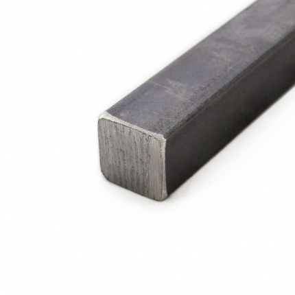 12 mm Thick Mild Steel Square Shaped Bar