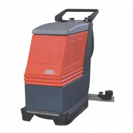 Roots e430 handy scrub floor drier clean for Floor cleaning machine