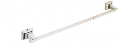Stainless Steel Glossy Finish Towel Rod - CZ102-M