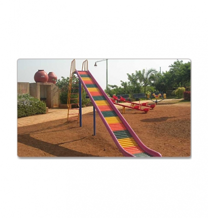 Roller Slide - Arihant (PGSD52) 5 Feet Height Metal Roller Slide