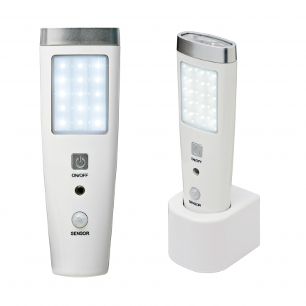 Emergency Light - LED Motion Detector Torch Light