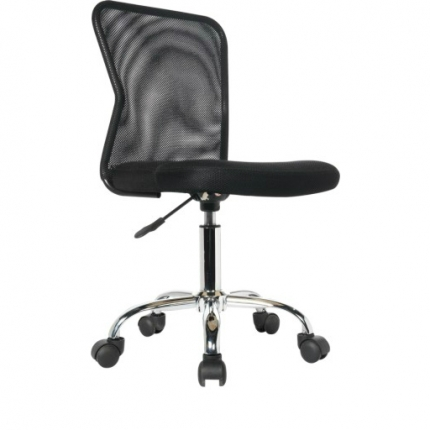 Office Mesh Chair - Black Color