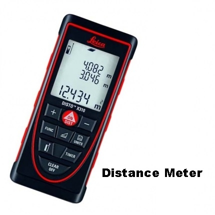 Leica Disto X310 Robust Multifunctionality Laser Distance Meter