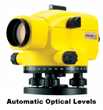 Leica Jogger Series Fit for Work Automatic Optical Levels