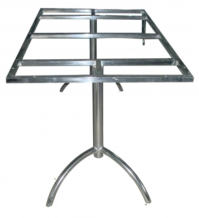 Stainless Steel Dining Table (Frame Only)   ADN
