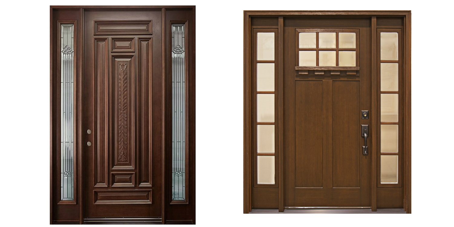 Online at best price in india doors for Door design india