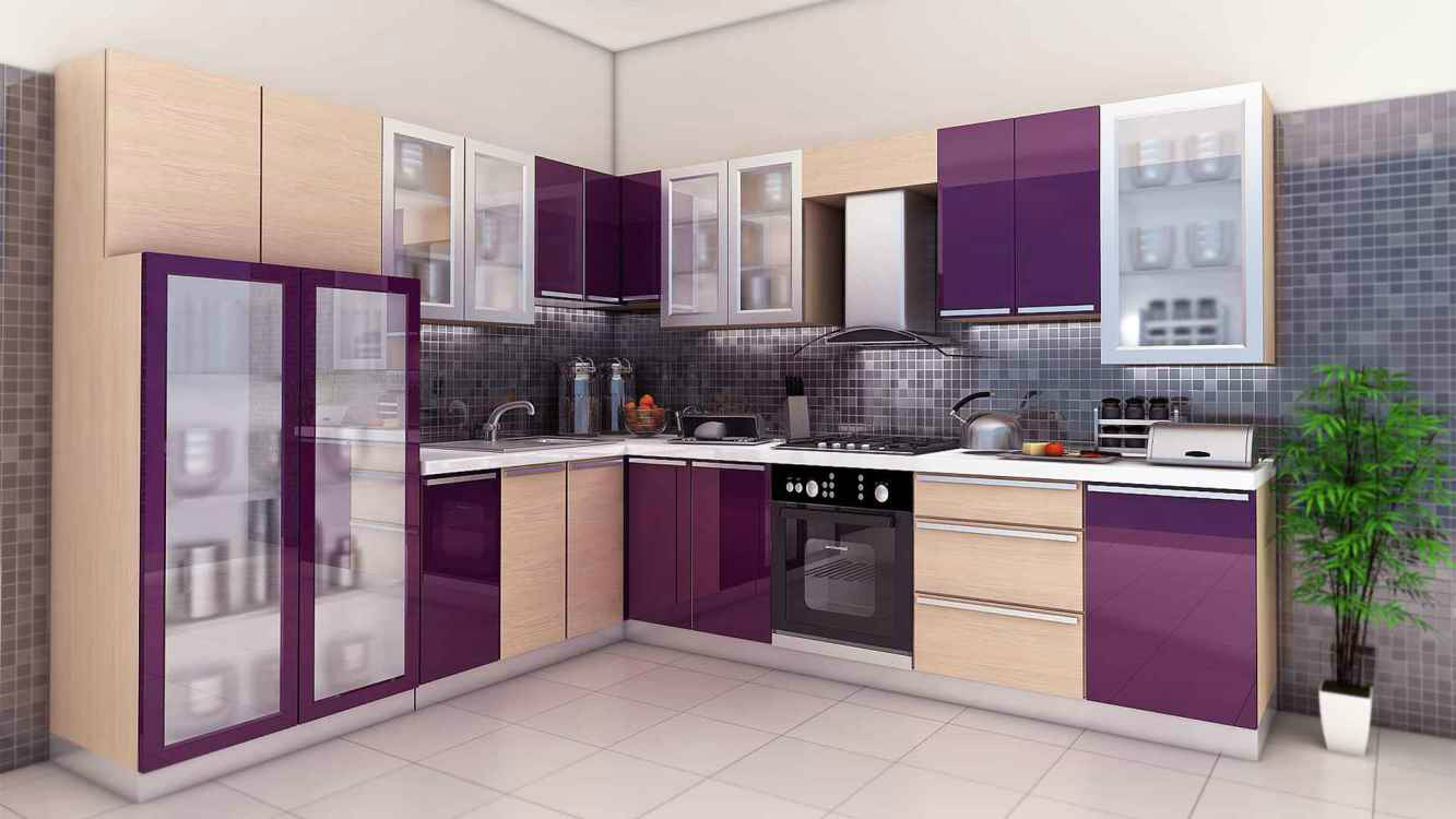 Buildmantracom Online At Best Price In India Furnish Shop By - Modular kitchen u shaped design