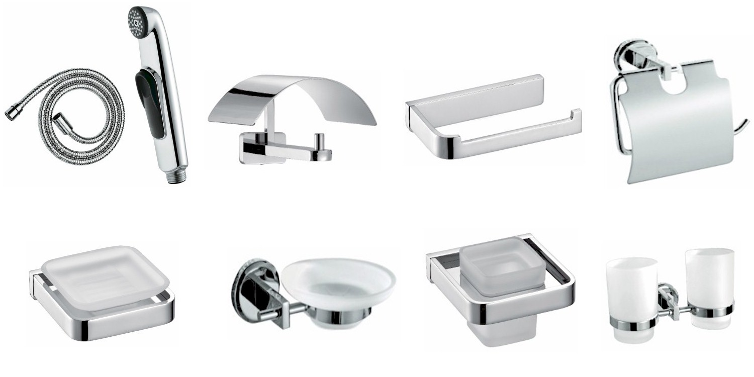 Brilliant 30 bathroom accessories india design ideas of for Bathroom accessories india online